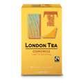 Bylinný čaj London Tea - heřmánek, Fairtrade 20x 1,5g