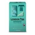 Bylinný čaj London Tea - máta, Fairtrade 20 sáčků x 1.5g