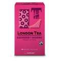 Ovocný čaj London Tea - malina Inferno, Fairtrade, 20x 2,2g