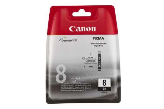Cartridge Canon CLI-8BK - černá