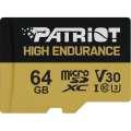 Patriot High Endurance microSDXC 64GB