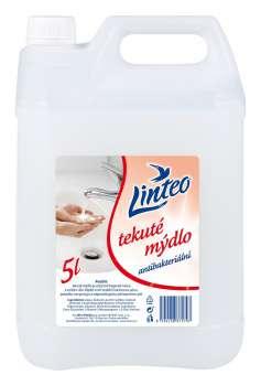Tekuté mýdlo - Linteo, antibakteriální, 5 l