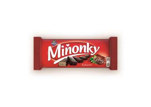 Miňonky - kakaové, 50 g