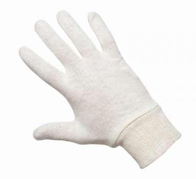 Textilní rukavice šité COREY, vel. 10