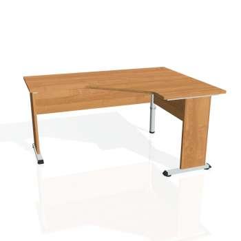 Psací stůl Hobis PROXY PEV 60 levý, olše/olše