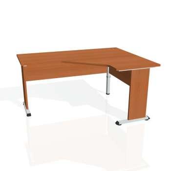 Psací stůl Hobis PROXY PEV 60 levý, třešeň/třešeň
