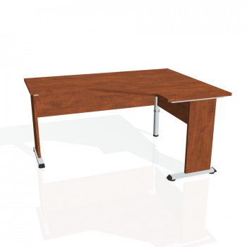 Psací stůl Hobis PROXY PEV 60 levý, calvados/calvados