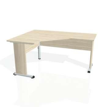 Psací stůl Hobis PROXY PEV 60 pravý, akát/akát