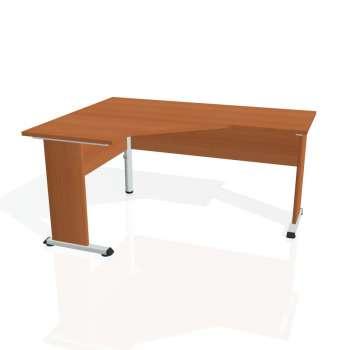Psací stůl Hobis PROXY PEV 60 pravý, třešeň/třešeň