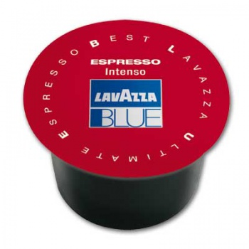 Kapsle Lavazza Blue - Espresso Intenso, 100 ks