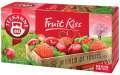 Ovocný čaj Teekanne - Třešně, jahody, 20 x 2,5 g