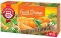 Ovocný čaj Teekanne pomeranč, 20x 2,25 g