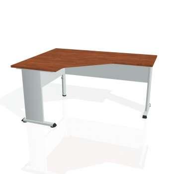 Psací stůl Hobis PROXY PEV 60 pravý, calvados/šedá