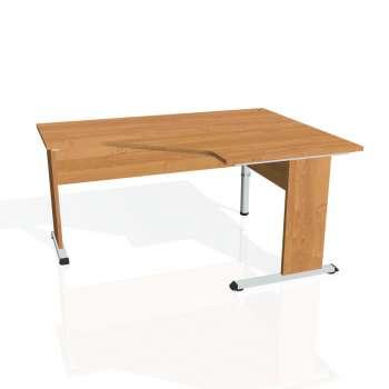 Psací stůl Hobis PROXY PEV 80 levý, olše/olše