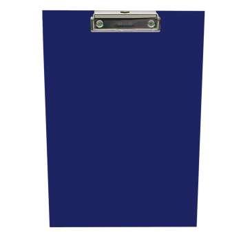 Jednodeska A4 s klipem, tmavě modrá