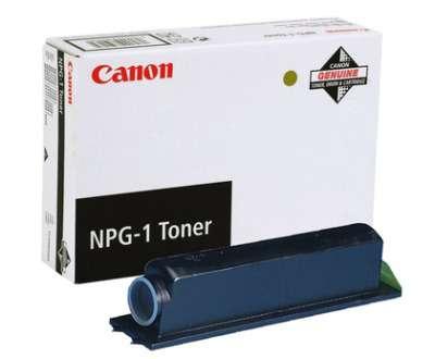 Toner Canon NPG1, černá