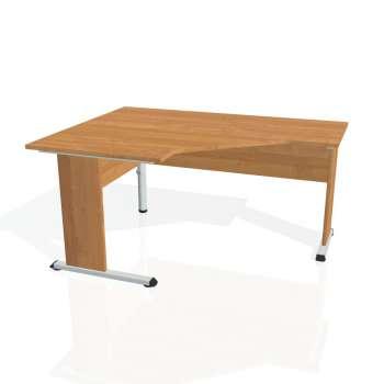 Psací stůl Hobis PROXY PEV 80 pravý, olše/olše