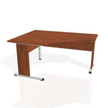 Psací stůl Hobis PROXY PEV 80 pravý, calvados/calvados