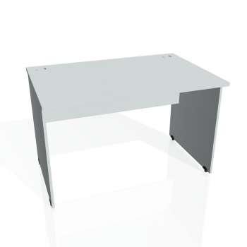 Psací stůl Hobis GATE GS 1200, šedá/šedá