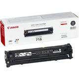 Toner Canon CRG-716BK - černá