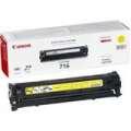 Toner Canon CRG-716Y - žlutý