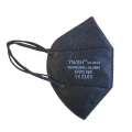 Respirátor FFP2 YWSH- baleno 10ks v krabičce,černé