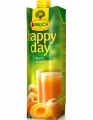 Džus HAPPY DAY - meruňka, 1 l