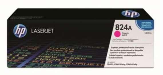 Toner HP CB383A/824A - purpurová