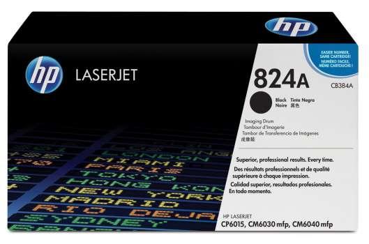 Fotoválec HP CB384A/824A - černý