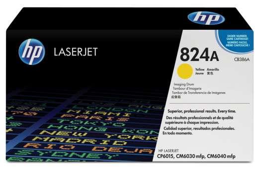 Fotoválec HP CB386A/824A - žlutý