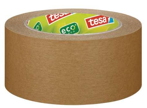 Balicí páska Tesa Envinronmental, 50 mm x 50 m, hnědá