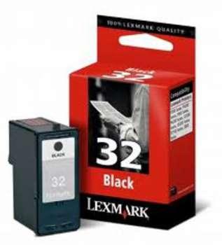 Cartridge Lexmark 18CX032E - černá