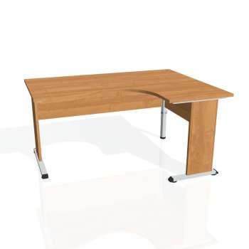 Psací stůl Hobis PROXY PE 2005 levý, olše/olše
