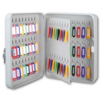 Schránka na klíče Office Depot - 80 klíčů, šedá