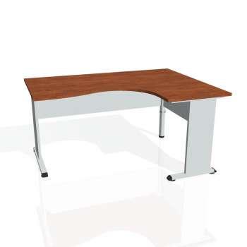 Psací stůl Hobis PROXY PE 2005 levý, calvados/šedá