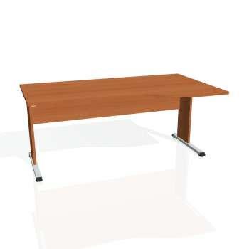 Psací stůl Hobis PROXY PE 1000 levý, třešeň/třešeň