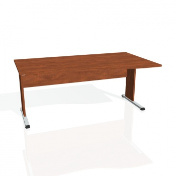 Psací stůl Hobis PROXY PE 1000 levý, calvados/calvados
