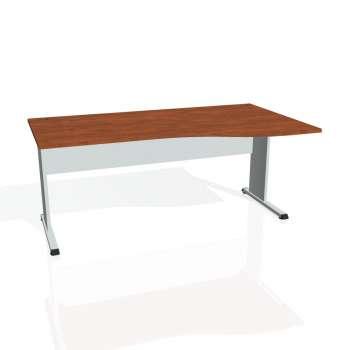Psací stůl Hobis PROXY PE 1000 levý, calvados/šedá