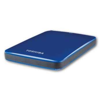 """Externí harddisk Toshiba Stor.e Canvio - 2,5"""", 1 TB, modrá"""