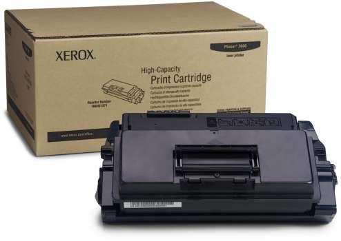 Toner Xerox 106R01371 - černý, vysokokapacitní