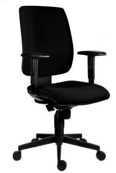 Židle kancelářská Rahat SY, černá