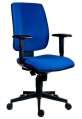 Kancelářská židle Rahat, SY - synchro, modrá