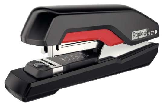 Sešívačka Rapid S27 SFC, černá / červená