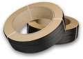 Ovazovací páska PP , pevnost 190 kg, černá