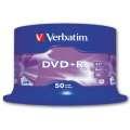 DVD+R Verbatim - cake box, 50 ks