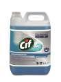 Profesionální čistící prostředek Cif Brilliance ocean - čistič na podlahy, 5 l