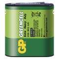 Baterie GP Greencell 4,5V, plochá baterie, 1 ks