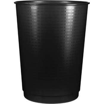 Odpadkový koš CEPMaxi, objem 40l - černá