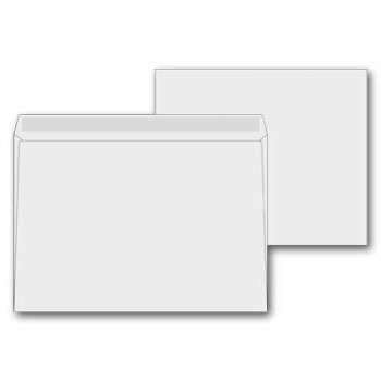 Obálky C5 - obyčejné, 16,2 x 22,9 cm, 1000 ks