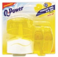 WC blok Q-Power - sada, citron, 3 x 55 ml
